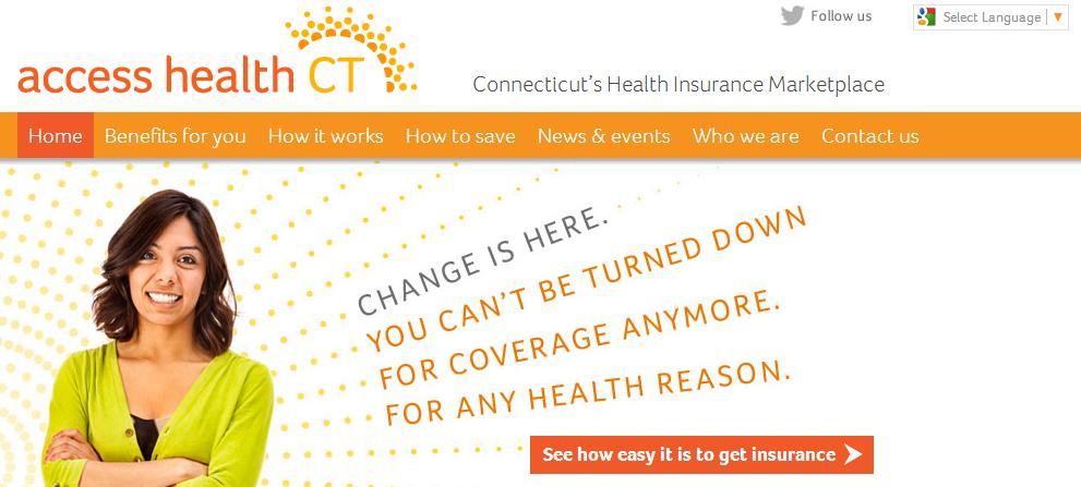 connecticut health insurance exchange