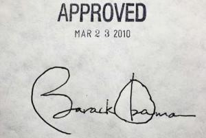 ObamaCare Facts Imagen Pública, Foto por Chuck Kennedy; Gobierno de los E.E.U.U.