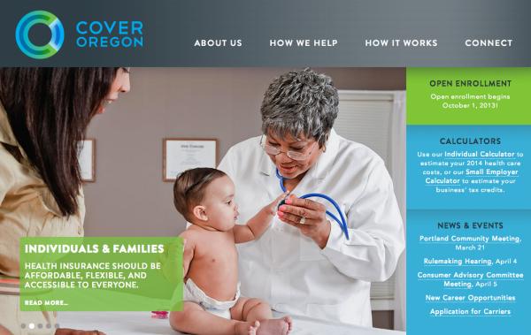 Oregon Health Insurance Exchange